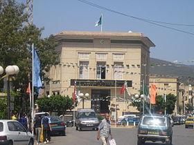 Mairie d'El Kseur