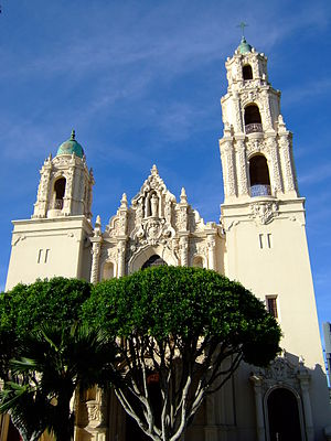 "Basilica of the ""Mission Dolores"" (M..."