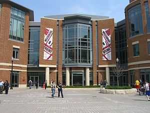 English: The Ohio Union at The Ohio State Univ...