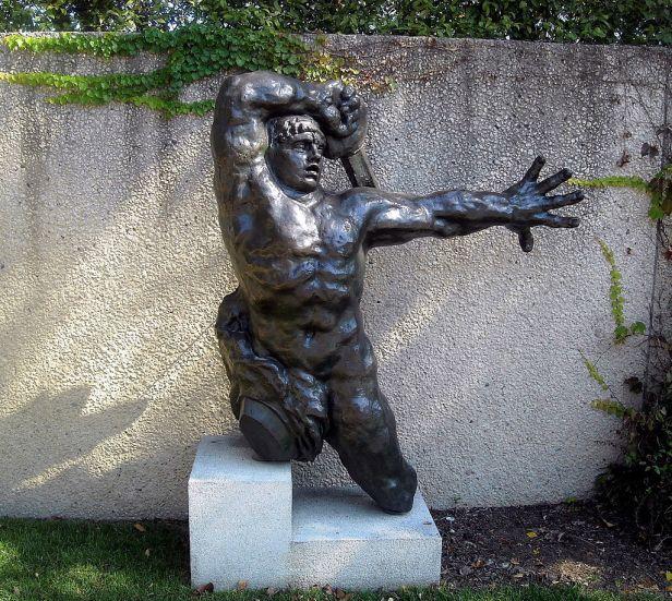 The Great Warrior of Montauban - Washington, D.C.