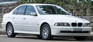 BMW 5 Series (E39)  Wikipedia
