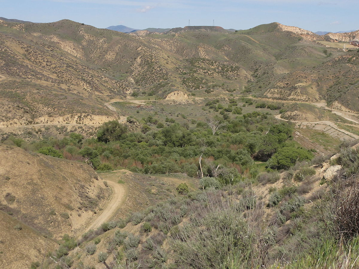 Dry Canyon Reservoir Wikipedia