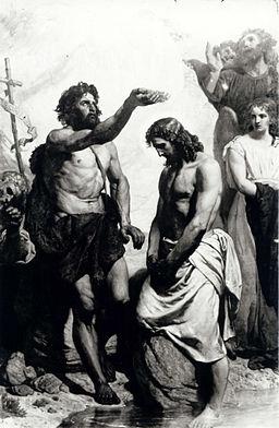 Gerson-Chrzest Chrystusa