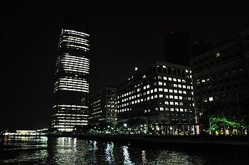 English: Goldman Sachs Tower, Jersey City, New...