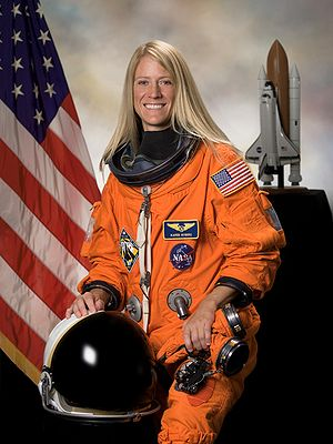Official portrait photo of NASA astronaut Kare...
