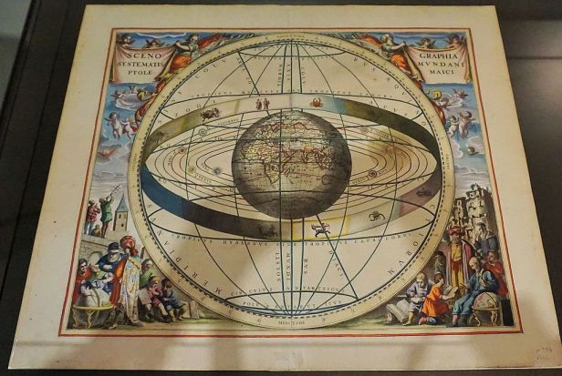 Ptolemy's View of the Solar System