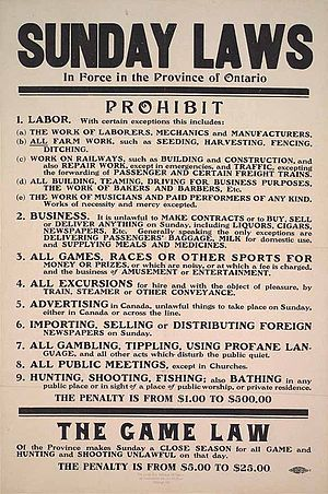 English: A broadside setting out the list the ...
