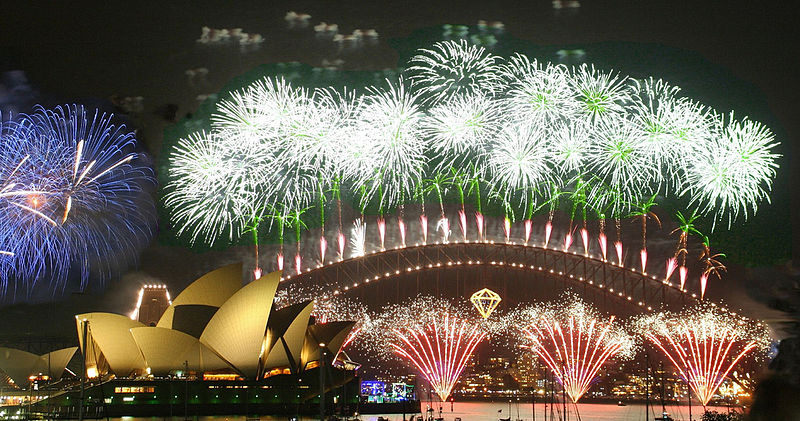 New Year s Day   Wikipedia Sydney contributes to some of the major New Year celebrations each year