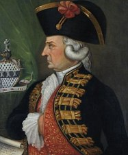 Portrait of Ambrosio O'Higgins (18th-19th century)