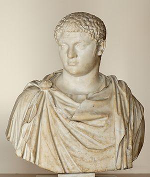 Publius Septimius Geta. Marble, Roman artwork,...