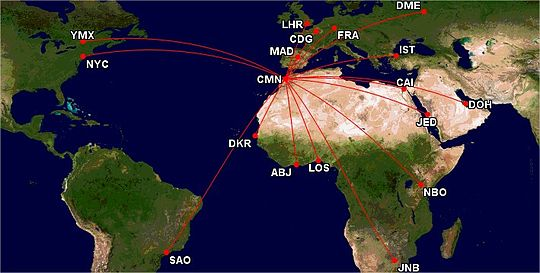 Royal Air Maroc Wikipdia