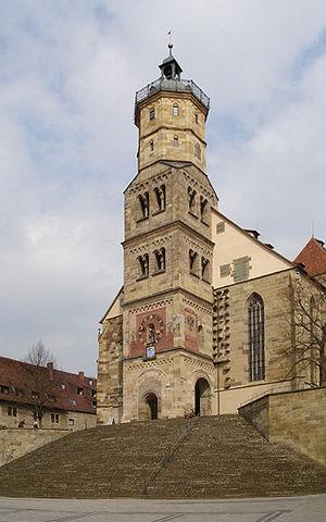 St Michael's Church, Schwäbisch Hall