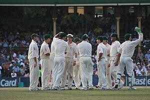 Taken at SCG, 3rd Day, Australia vs India, 4th...