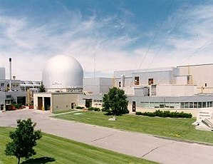 English: Experimental Breeder Reactor II and t...