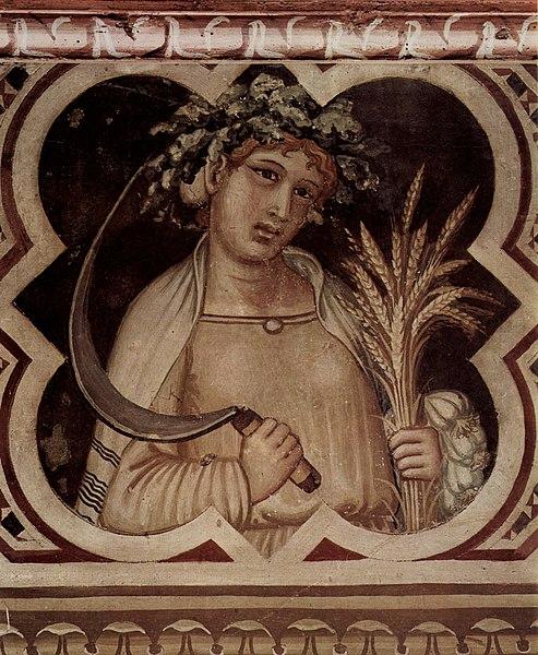 Estiu dAmbrogio Lorenzetti
