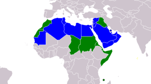 Arabic as official language