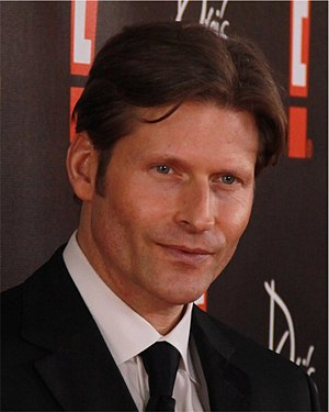 Photograph of Crispin Glover at the E! Post Os...