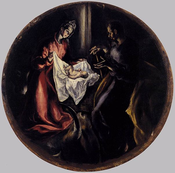 File:El Greco - The Nativity - WGA10572.jpg