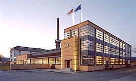 ファグス工場の参考画像