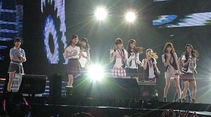 Girls' Generation Live at SMTOWN Live in Bangkok