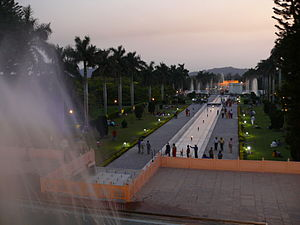 Pinjore Gardens in Haryana near Chandigarh
