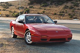 Nissan 240SX  Wikipedia