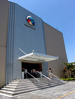 Teatro Record em São Paulo