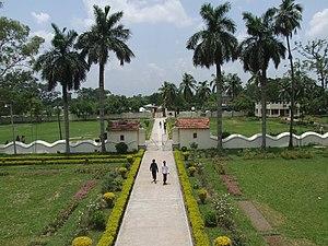 Shilaidaha Kuthibari, the famous residence of ...