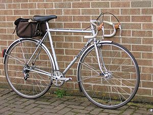 Shorter 1980s bicycle