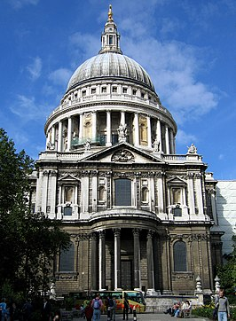 St Paul's Cathedral (Londen) - Wikipedia