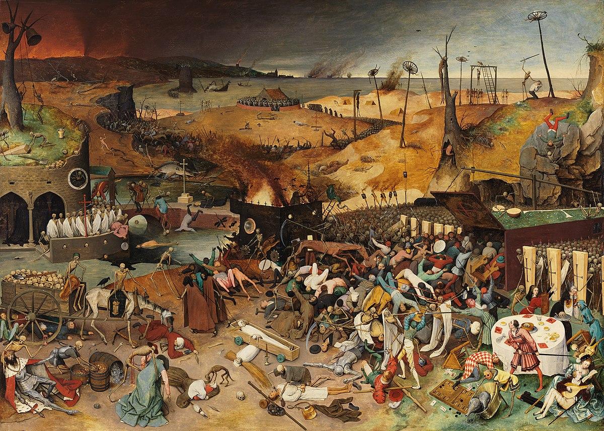 El triunfo de la Muerte - Wikipedia, la enciclopedia libre