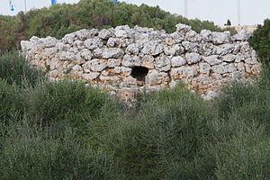 Deutsch: Westlicher Talayot in Trepucó, Menorca
