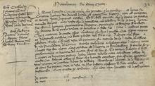 Staut des inventeurs Venise 1474