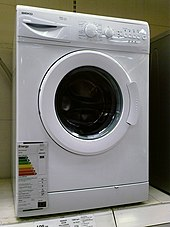 Washing machine - Wikipedia on Washing Machine  id=48402