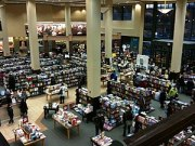 Shot of the Barnes & Noble bookstore in Clifto...