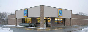 English: By Michael Katz Aldi in Bethlehem, PA...