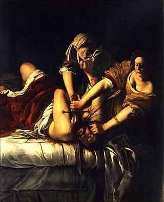 Artemisia Gentileschi - Giuditta decapita Oloferne - Google Art Project.jpg