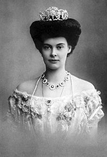 Cecilie of Mecklenburg-Schwerin Crown Princess of Germany and Prussia.jpg