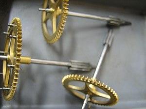 Clock Guts - Gears.
