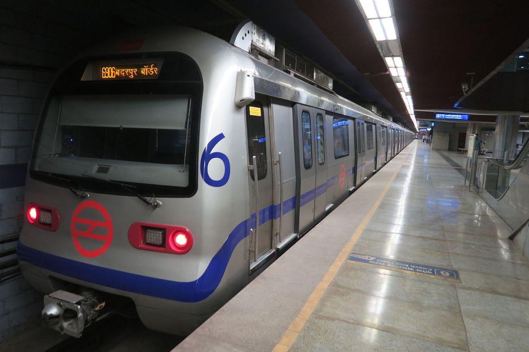 Image result for delhi metro