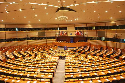 European Parliament - Hemicycle