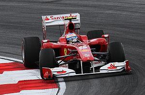 Formula One 2010 Rd.3 Malaysian GP: Fernando A...