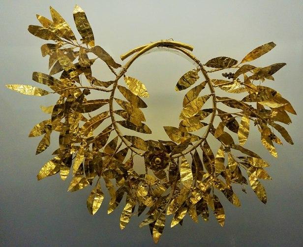 Hellenic Museum, Melbourne - Joy of Museums - Myrtle Wreath