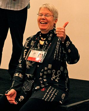 Jill Tarter at TED