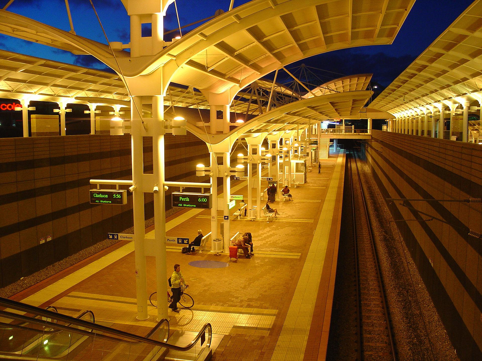 Joondalup Railway Station Wikipedia