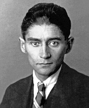 Austrian Writer Franz Kafka