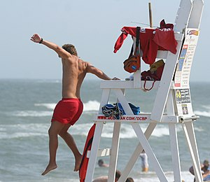 History of Ocean Lifeguards (5/6)