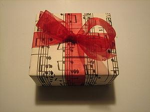 a musical present
