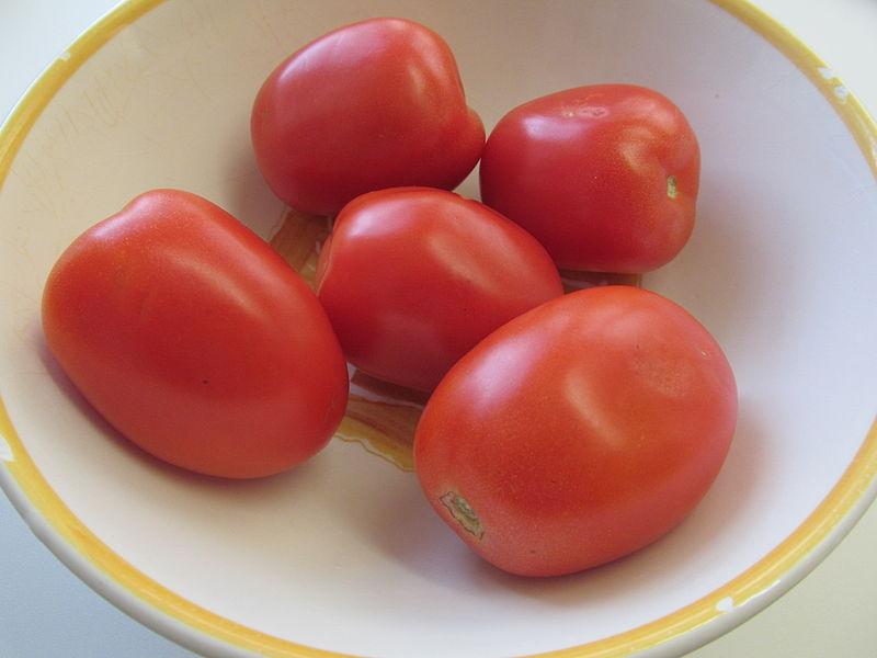 File:Plum Tomatoes, Lexington MA.jpg