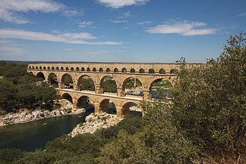Pont du Gard / ポン・デュ・ガール